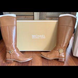 Michael Kors Fulton Harness Boot